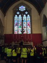 Year 5 and 6 Church Visits
